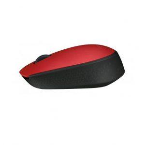 עכבר אלחוטי Logitech M171 Retail אדום