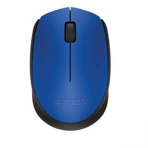 עכבר אלחוטי Logitech M171 Retail כחול